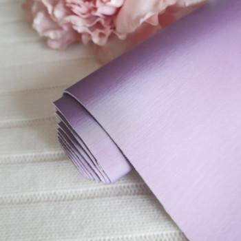 Кожзам матовый шелк фиолетовый