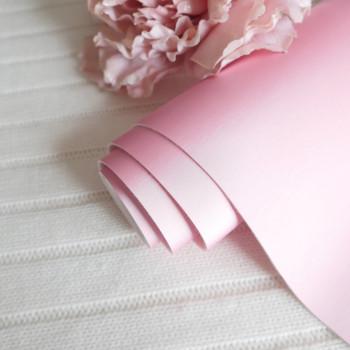 Кожзам матовый шелк розовый
