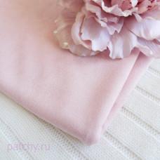 Микрозамша двусторонняя Бледно-розовый