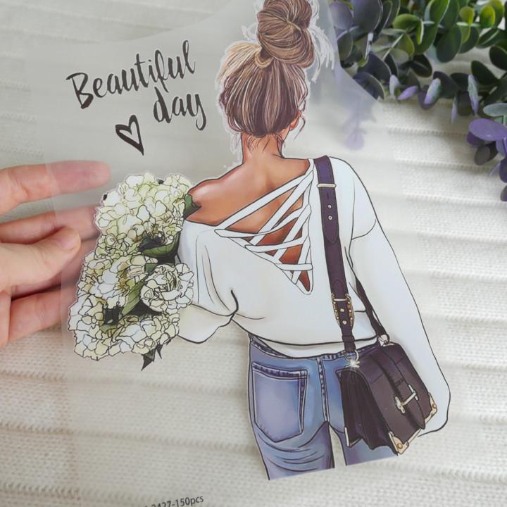 "Термокартинка ""Beautiful day"" 16,5*24 см"