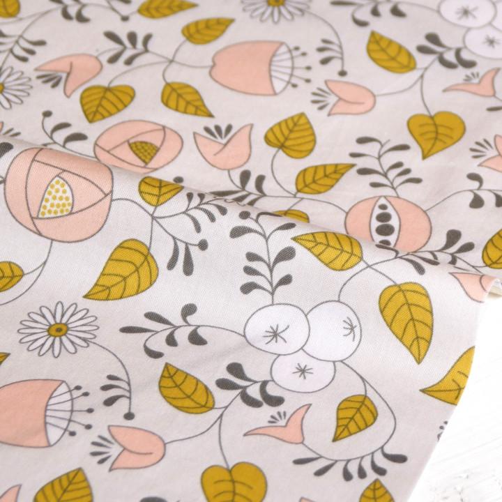 Ткань хлопок Fairytale garden