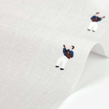 Ткань для пэчворка и скрапбукинга хлопок 348 Festival jazz