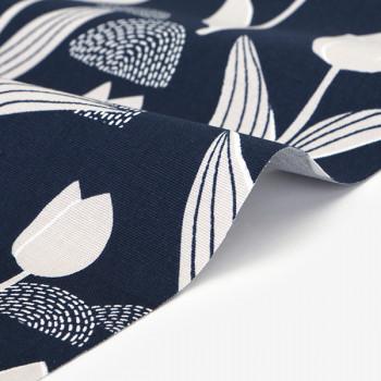Ткань для пэчворка и скрапбукинга оксфорд 507 Tulip