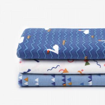 Набор тканей для скрапбукинга Dailylike 111 duck