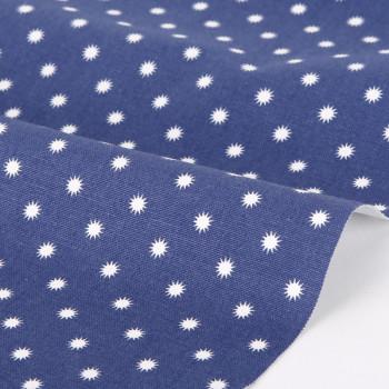 Ткань для пэчворка и скрапбукинга  оксфорд 16 Winter fox fox tail
