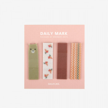 Наклейки Dailymark - 04 Alpaca