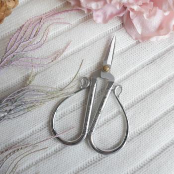 Ножницы миди для ручной работы-серебро