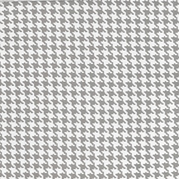 Everyday Houndstooth Grey